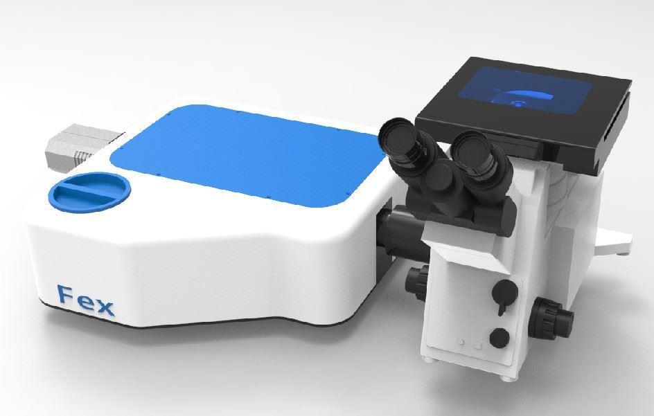 激光共焦显微拉曼光谱仪