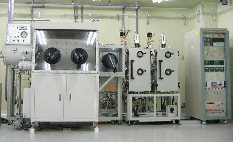 OLED制备系统